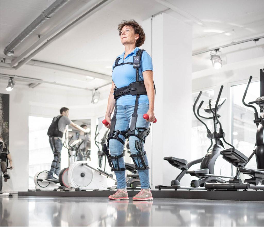 Myosuit E-bike für die Beine